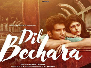 Dil Bechara: Movie Review