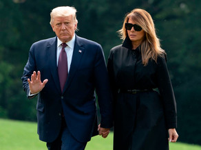 President Donald Trump and First Lady Melania Trump have tested positive for COVID-19.