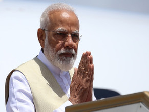 PM Modi unveiled the country's maiden seaplane service to the Statue of Unity!