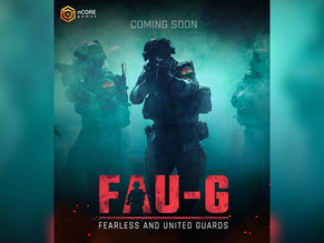 FAUG, the Indian Action Game, launch date and teaser released!