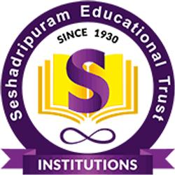 Sheshadri Puram Logo