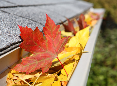 Fall & Winter Home Maintenance Checklist