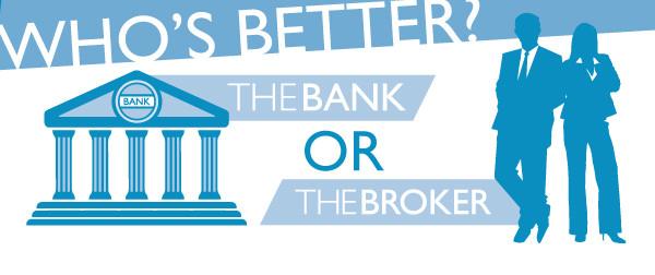 Bank vs Broker