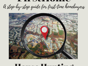 FirstHome: House Hunting
