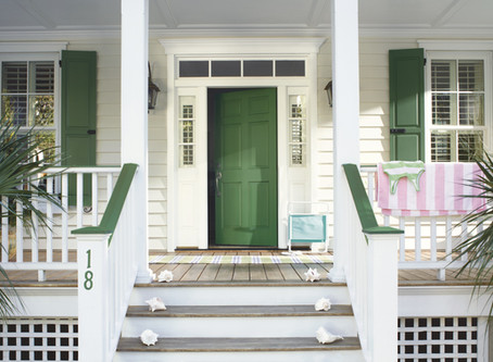 Boost Your Home's Curb Appeal with Colour