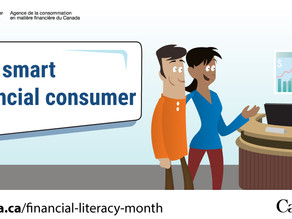 Be a Smart Financial Consumer #FLM2019