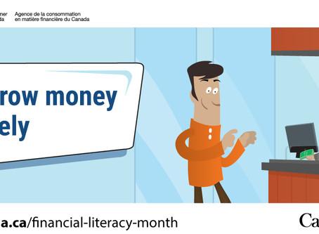 Borrow Money Wisely #FLM2019