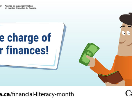 Financial Literacy: Take Charge of Your Finances!