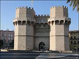 Tours de serranos, torres de serrano