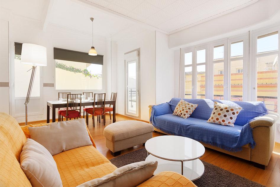 Comedor apartment Turia