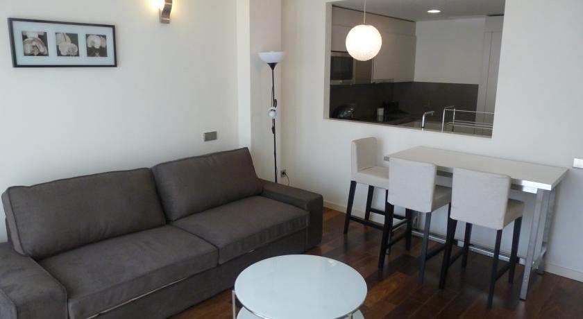 Apartamento en via augusta