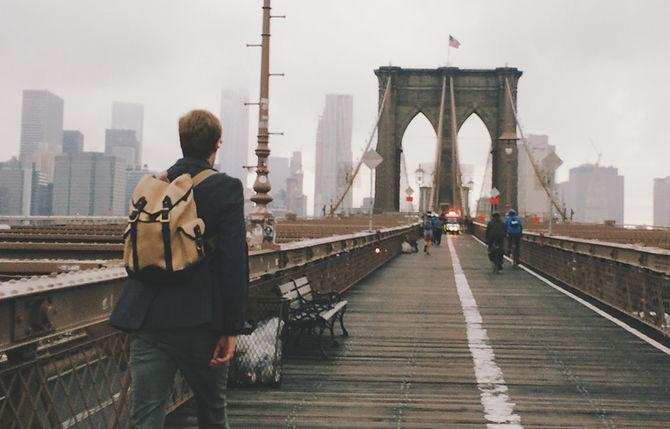 Geçişi Brooklyn Köprüsü