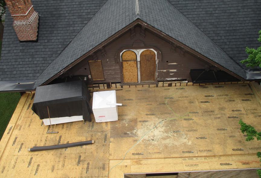 Historic Renovation in Oakwood, Raleigh, NC