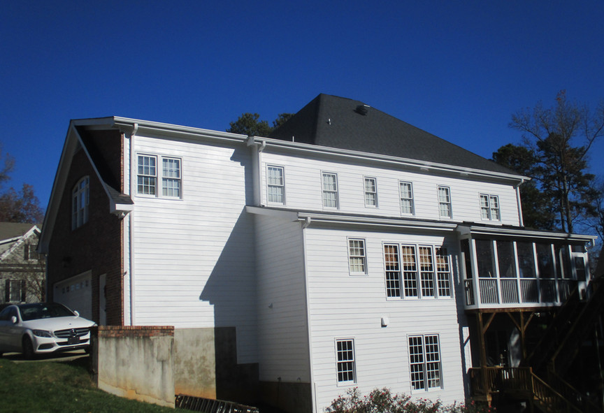 Roof and Siding Replacement
