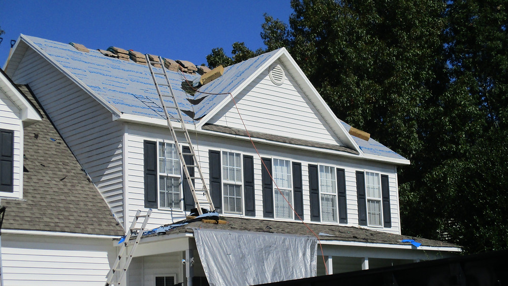 diy roof replacement vs professional roofing contractor integrity roofing nc