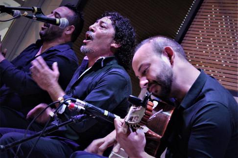 Javier Calderón, Tomás de lo Cariños, Jose Antonio Torres