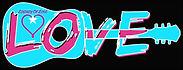 Acoustic Guitar LOVE BLUEruby BK 400px R
