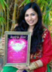 Nisha Narang - I Am Love Session Facilitator