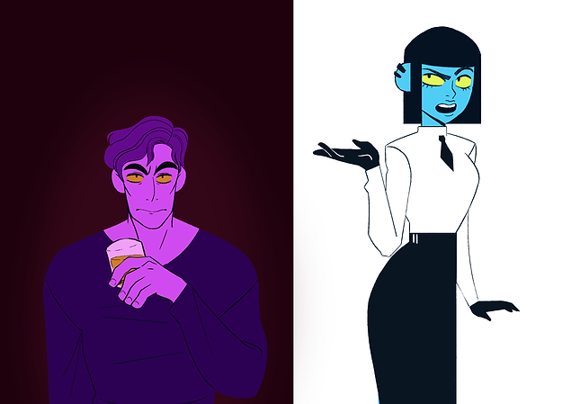 LoreOlympus_Apollo_Hecate.png