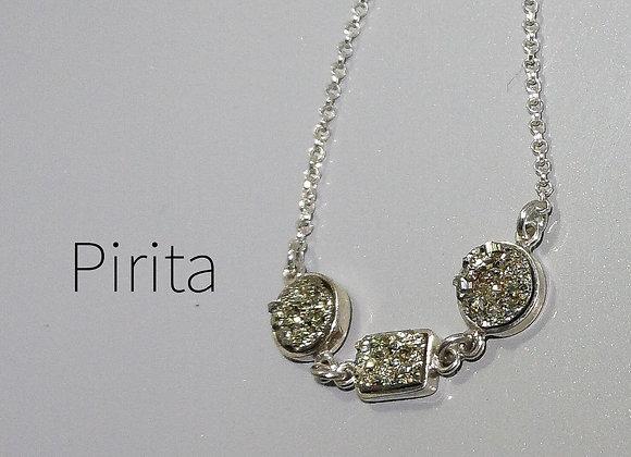 Pulsera 3 piritas