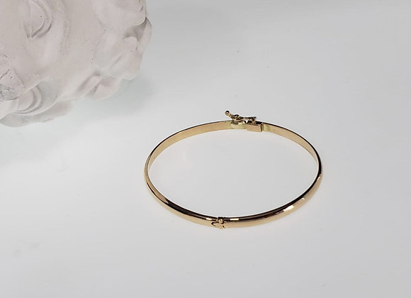 Gold - Brazalete basic