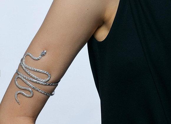 Silver quilates - Brazalete biceps 2 incrustaciones