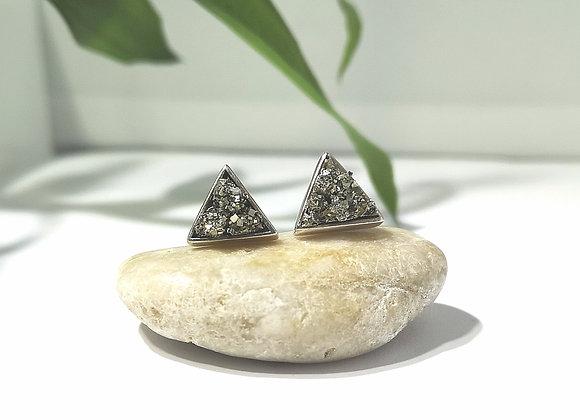 Arete triangulo pirita