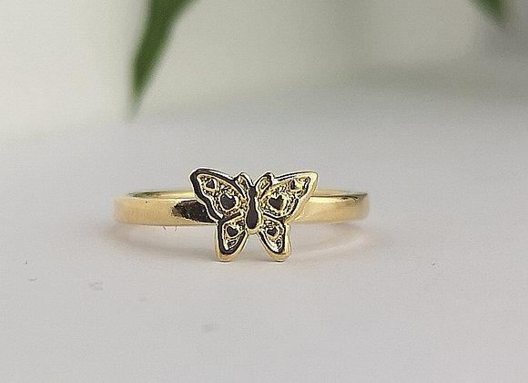 Anillo petit mariposa