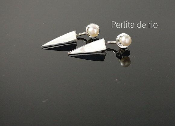 Aretes special perlita petit 4mm