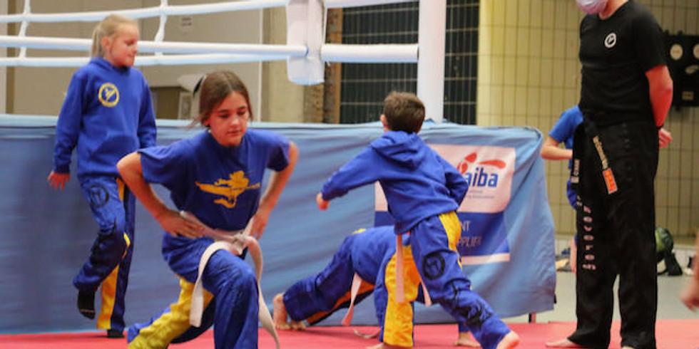 Training (-12 jaar)