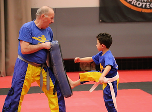 Kickboks training jeugd (feb 2020) - kic