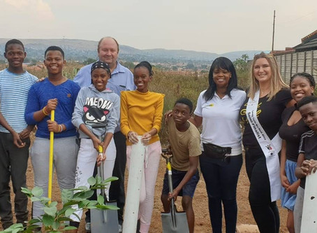 School Farming project launched in Attridgeville