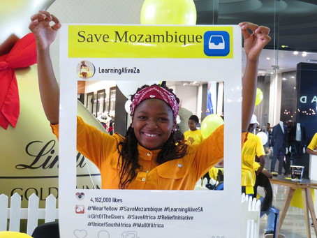 'Save Mozambique' Fundraiser a big hit!