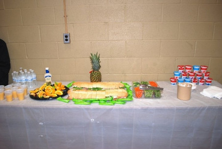 T.S.Y.A. 4th annual Eat Right Camp