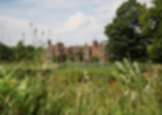 Kentwell Hall, near Clay Hall House