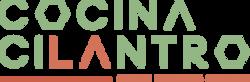 Official Logo for Cocina Cilantro