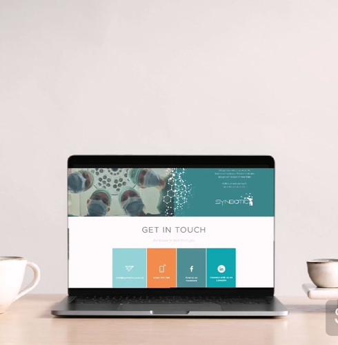 Synbotic Website