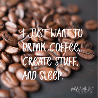 Coffee Create Quote