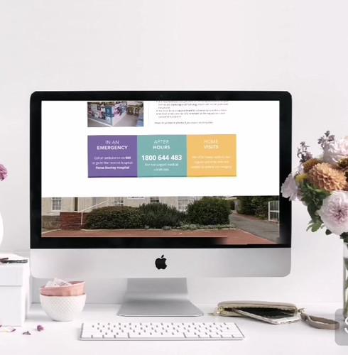 York St Medical Website