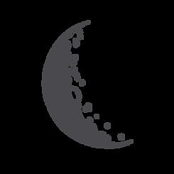 Earthen de Luna Icon Logo