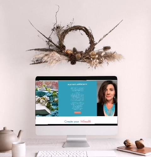 Aletha Ward Website