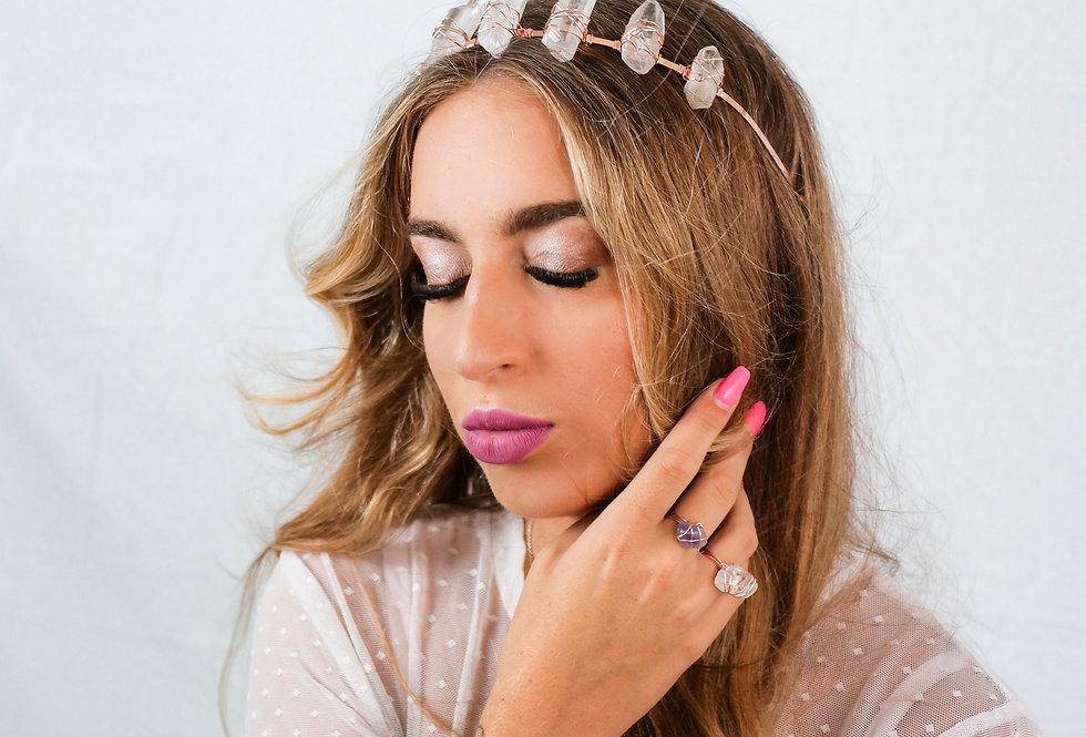 Crystal Addiction Crown