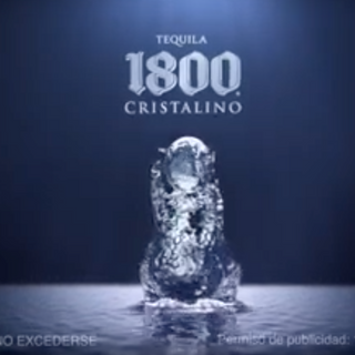 Tequila 1800 Cristalino (Brand Video)