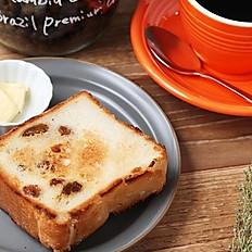 米粉のレーズントースト Raisin Toast