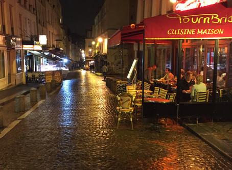 ON A LITTLE STREET IN PARIS part 1