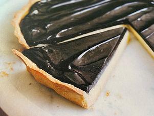 semolina chocolate tart.jpg