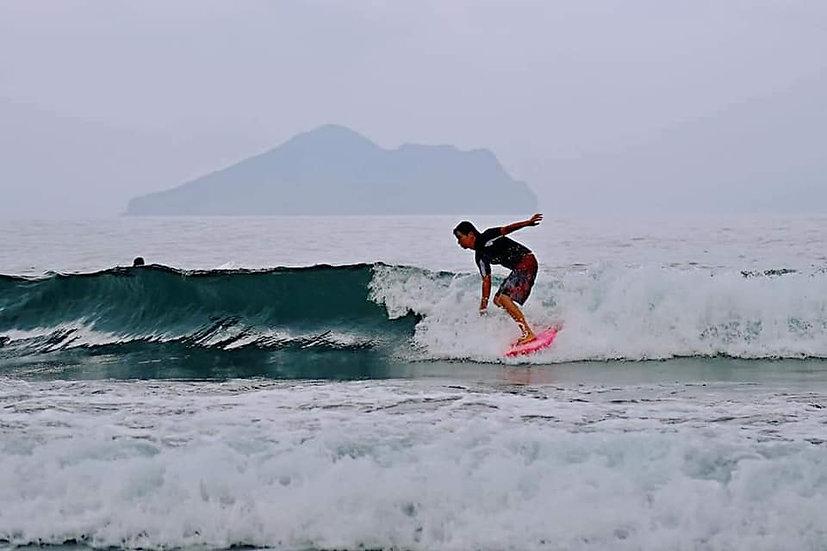 Advanced surf lesson 進階衝浪課程
