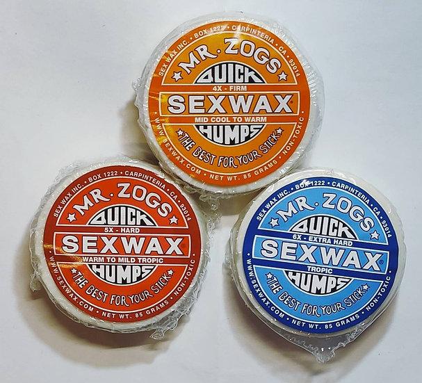 Mr.Zogs SexWax Quick Humps Surf Wax 衝浪蠟塊 衝浪板防滑蠟