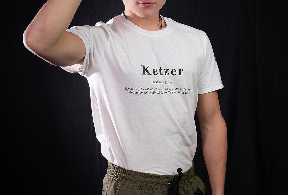 Ketzer-Shirt