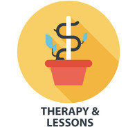 THERAPY & LESSONS